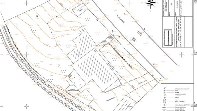 Rješenje o utvrđivanju građevne čestice