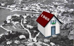 Nadogradnja kuće izgrađene prije 1968.
